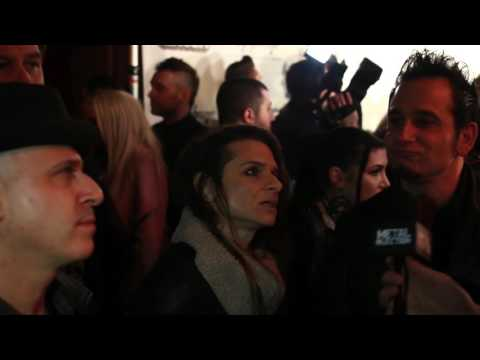 LIFE OF AGONY Interview Revolver Music Awards 2016 | Metal Injection