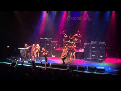 Dragonland The Black Mare Live @ ProgPower USA 9-12-2015 Atlanta mp3