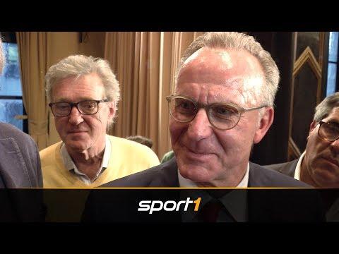 "Rummenigge vs. Bobic: Boss des FC Bayern will ""Täter-Opfer-Rolle klarstellen"" | SPORT1"