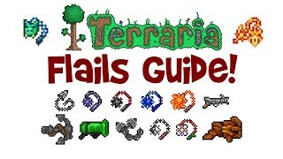 All/Best Flails Guide! (Flairon vs Solar Eruption, DPS & More, All Platforms!)