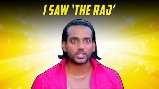I SAW THE RAJ