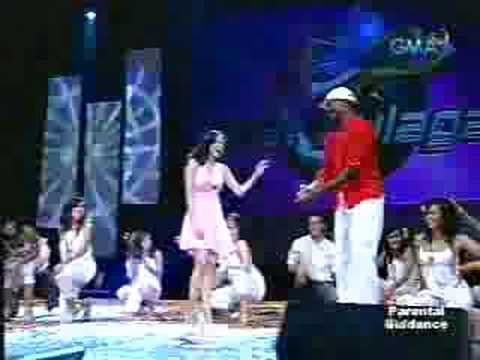 Marian Rivera & Dingdong Dantes in EB sa USA Part 2/2 8-2-08