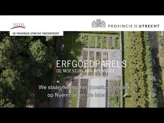 Cultuur & Historie: Erfgoedparels - Moestuin Nyenrode