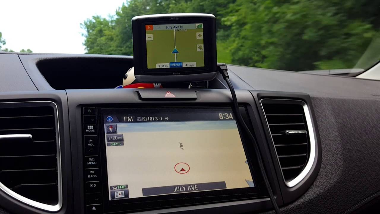 2016 Honda Crv Touring Navigation Comparison Old Vs New Wins