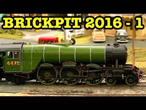 Epping Model Railway Train Show 2016 Part 1 You Know It Will