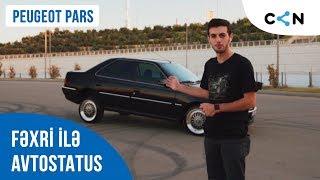 "Iran ""Pejosu""   Peugeot Pars    AvtoStatus #15"