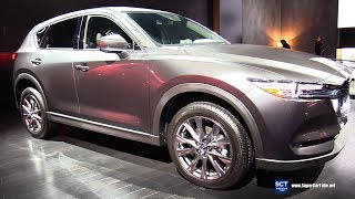 2020 Mazda CX-5 Diesel - Exterior and Interior Walkaround - Debut 2019 New York Auto Show