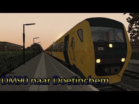 Spitstrein naar Doetinchem - Train Simulator 2018