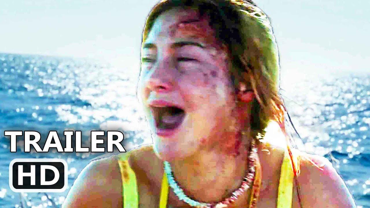 ADRIFT Final Trailer NEW 2018 Shailene Woodley Sam Claflin Movie HD