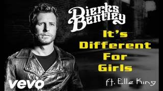 Dierks Bentley - Different For Girls (Lyrics) ft Elle King