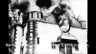 Kristallnacht: The November 1938 Pogroms Cantor Israel Karmon Es Brent (Mordechai Gebirtig)