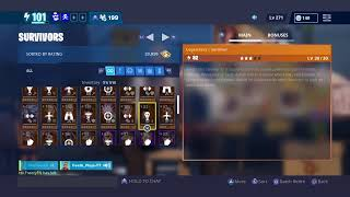 Fortnite save the world free taxi plus gun making for subs