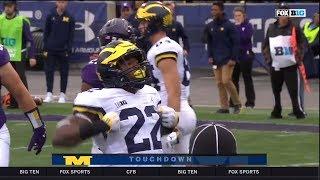 2018 Michigan Football Highlights @ Northwestern