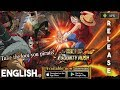 ONE PIECE Bounty Rush English Gameplay Global Release Android / iOS