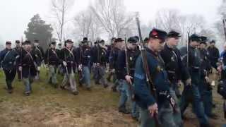 Union Soldiers, Appomattox 150th, April 9 2015