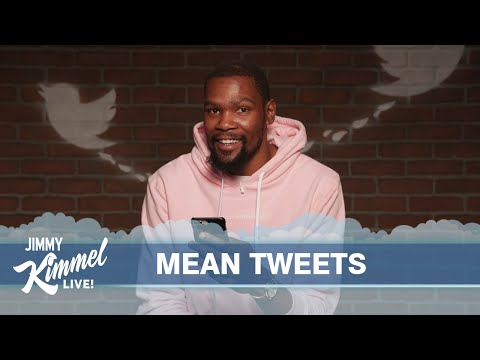 Roxy Romeo - WATCH: Celebrity Mean Tweets NBA 2019 Edition is Back & Hilarious!