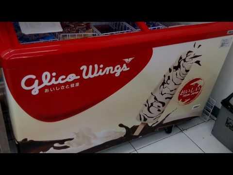 Daftar Harga Es Krim Glico Wings dari Jepang