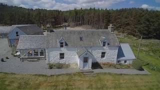 Croftcarnoch Farmhouse - 45 seconds