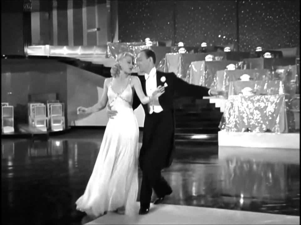 Fred Astaire Ginger Rogers Making Love Youtube