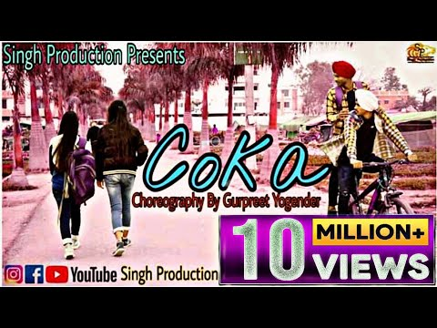 Coka : Sukh-E Muzical Doctorz | Choreography By Gurpreet Yogender | Singh Production