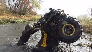 Mudding Can am BRP ,  Yamaha Grizzly ,CFMOTO.
