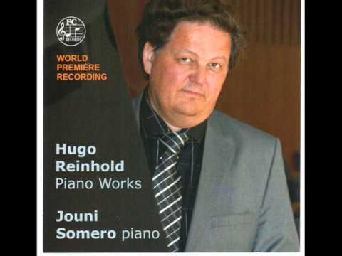 Hugo Reinhold: Impromptu op.28/3 Jouni Somero, piano
