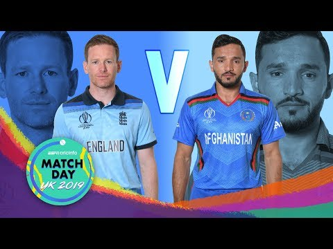 Winless Afghanistan take on injury-hit England at Old Trafford