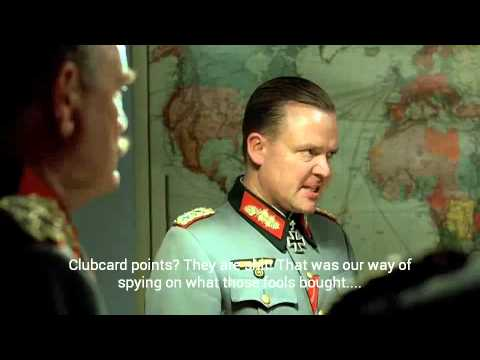 Hitler reacts to Morrison's on Isle of Sheppey.