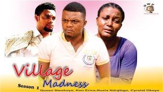 Village  Madness      - 2015 latest  Nigerian Nollywood  Movie