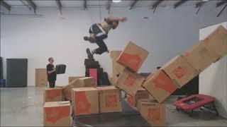 Brian Neal Stunt Performer Reel