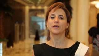 #Business4Change - Lina Hourani; CSR Division Director, Al Ahli Holding Group