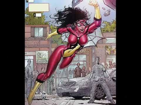 SpiderWoman Tribute