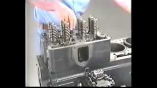 Funcionamiento de Motor Diesel