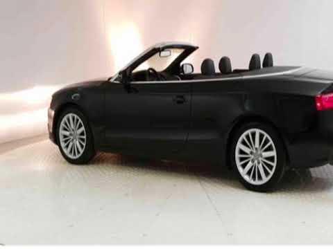 2012 Audi A5 Cabriolet Jersey City Nj Youtube