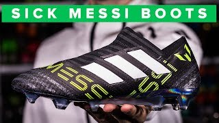 UNISPORT | NEW SICK MESSI BOOTS | adidas Nemeziz 17+ 360Agility
