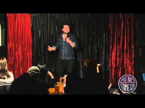 Alex Rios - Bend Comedy - May 14 2015