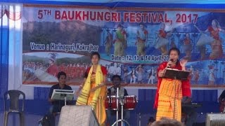 Bodo song-Onnaini pujari  ang by Menoka Basumatary