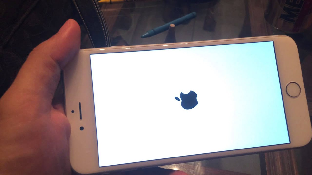6 Plus On Iphone Stays Apple Screen: Red Screen Crash & Boot Loop