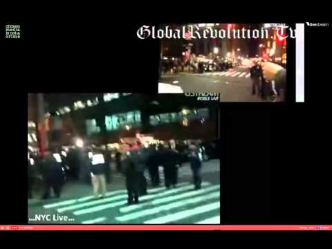 NYC Police Handcuff and Beats Women