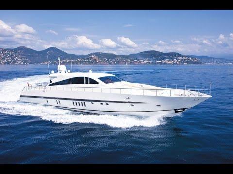 Luxury yacht charter Sardinia Green Yachts