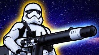 Top 10 Deadliest Blasters in Star Wars
