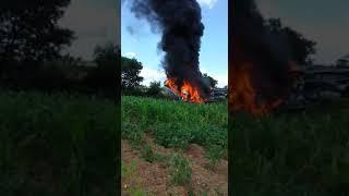 Acidente com ônibus de Guanambi em Mato Verde Minas Gerais