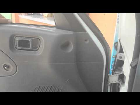 Desmontar Puerta Delantera Nissan Urvan / JMK
