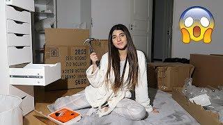 تجهيزات غرفتي الجديدة | حماس مو طبيعي.