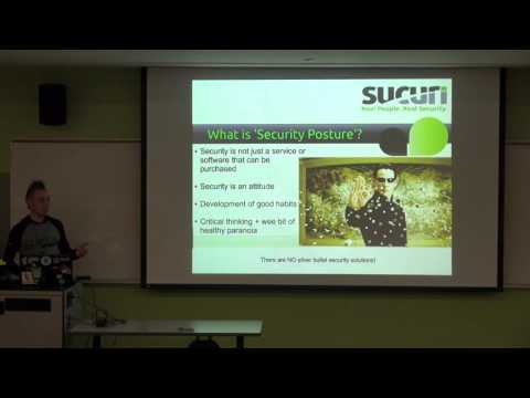 Ben Martin: Building a Better Security Posture