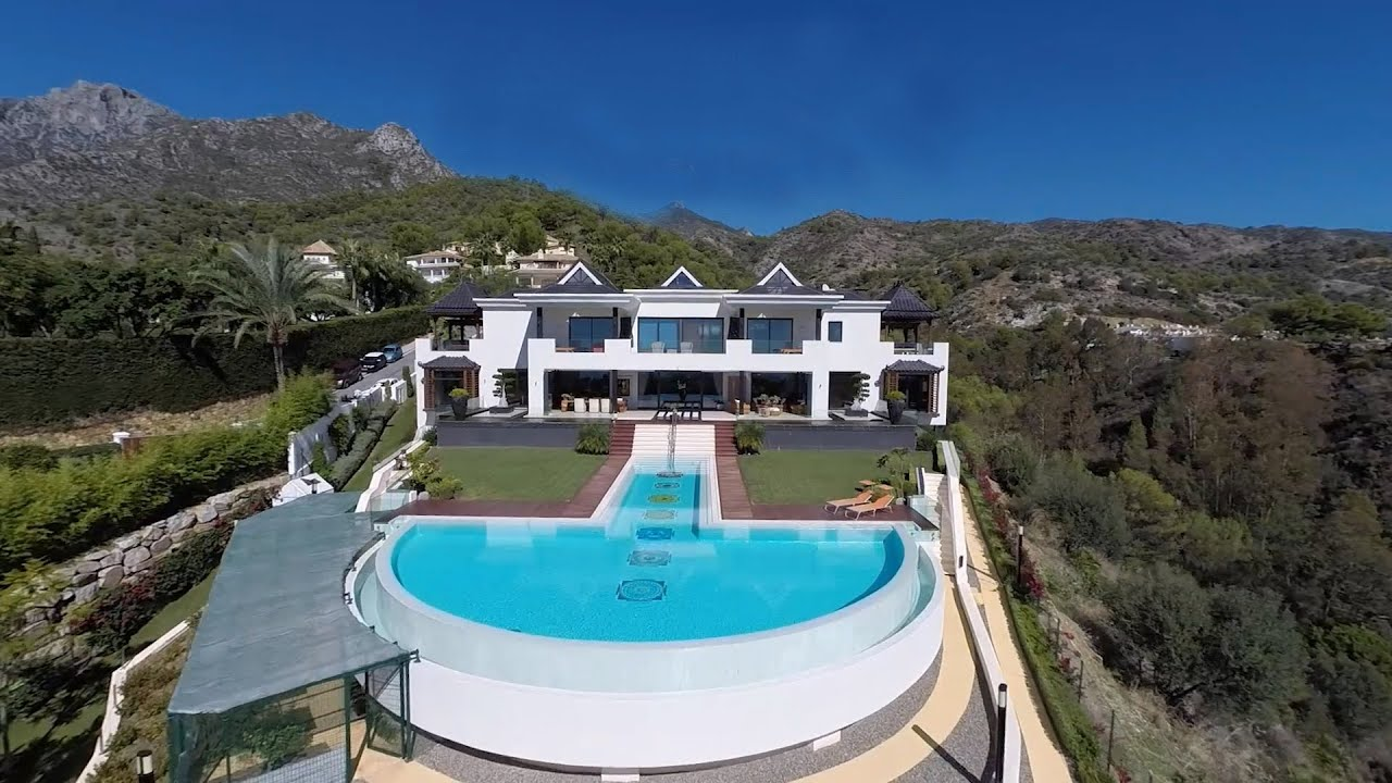 Superb Marbella Luxury Villa For Sale