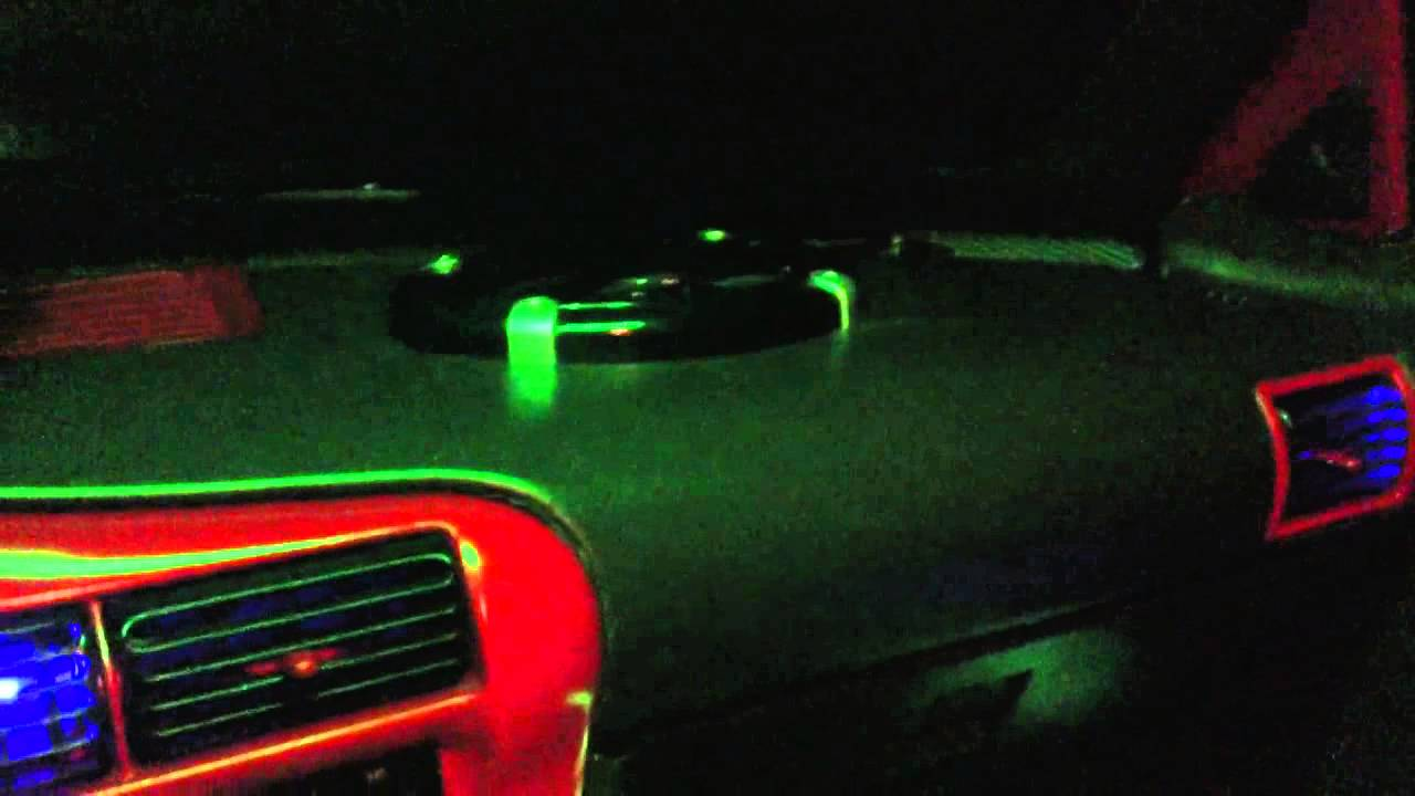 Car Custom Interior Lighting