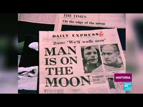 50 años del hombre en la Luna