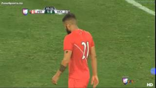 full  online  Peru vs  Mexico  3- 06-15 resumen