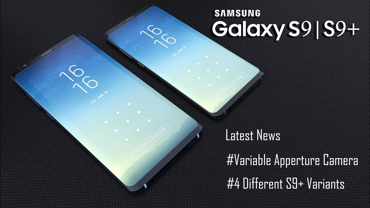samsung galaxy s9 s9 new updates could get variable. Black Bedroom Furniture Sets. Home Design Ideas